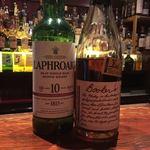 サントリー・オールドバー - 個性的なスコッチとバーボン、今宵は良い酒に出会えたなぁ