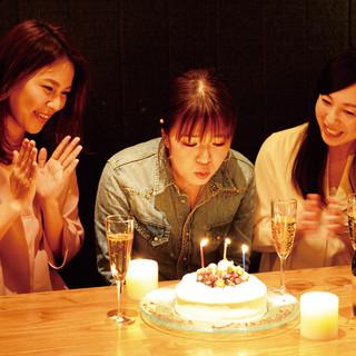 専属パティシエのSweets☆誕生日会ならお任せください♪