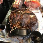のんき屋 - おでんの鍋