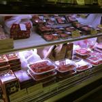 肉の万世 - 内観