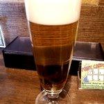 ジャパニーズ ヌードル ハッパ - ハートランド・ビールは400円