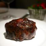コート ドール - 国産牛のしっぽ煮込み 赤ワインソース