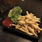 ランドーズ - ランチコース料理 ④ポテトフライ(二人分)