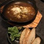 ランドーズ - ランチコース料理 ⑤タンシチュー&フランスパン(二人分)