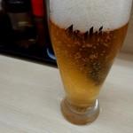 80388141 - 生ビール(スーパードライ)500円