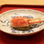 本湖月 - 香住の蟹爪