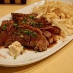 ビストロそれいゆ - お肉