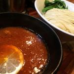 80389095 - オマール海老トマトつけ麺