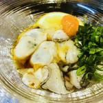 博多 心風 - 生牡蠣のポン酢和え