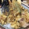 豊野丼 - 料理写真:まぐろ天丼