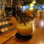 珈琲とジロー - ☆ココナッツミルクのフルーツスムージー(*^^)v☆