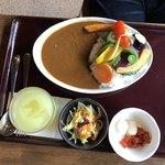 かにふ - 2018年01月26日  島野菜カレーセット