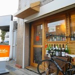 国産チーズ酒場 Ace - 外観