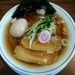 80395931 - 「日向&味玉トッピング」850円