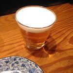 THE餃子 - 生ビール(小)