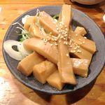 THE餃子 - 極太メンマ