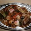 みのり食堂本店 - 料理写真:中華丼(御飯6割)