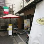 アンジェラ - ファサード