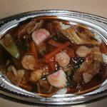 80397303 - 中華丼(御飯6割)