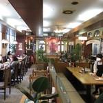 レストラン泉屋 - 2階 店内