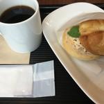 カフェ・ベローチェ - Aセット 390円