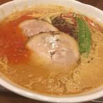 味噌蔵らーめん まるしゅう - 料理写真:濃厚担々麺