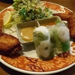 アジア料理・インドカレー ハヌマン -
