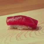 鮨 なんば - 料理写真:まぐろ