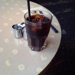 和カフェ yusoshi - アイスコーヒー