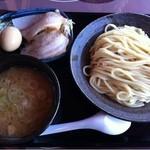 三ツ矢堂製麺 - 丸得つけ麺