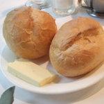 8040989 - ごろんと大きなパン