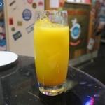 サントゥーダイナー - テキーラ・サンライズ680円+税、オレンジジュースみたい