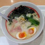 幸楽苑 - 料理写真:【期間限定】鶏白湯らーめん