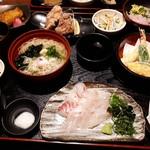 80401258 - 姫会食。。。これを戴くと愛媛の郷土料理を堪能できる。