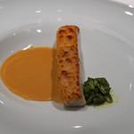 Takumi - サゴシのレフォールチーズ焼き