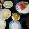 まるきち - 料理写真:刺身盛合せ定食