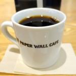 ペーパー ウォール カフェ - パンケーキプレートモーニング(720円)