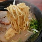 80403947 - 味噌の太麺アップ