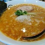 双麺 錦糸町店 - 双麺らーめん・味噌 850円