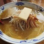 札幌館 - 味噌カレーバター