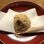 ソラマメ食堂 - セミナーのランチに付いてたデザート。美味しい(*´∇`*)