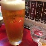 80407266 - ビールはみんみんグラス