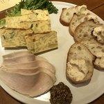 ルーチェ - 前菜3種