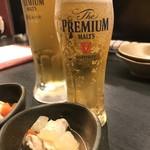 yonjuunanatodoudukennonihonshuseizoroi - 乾杯のビール