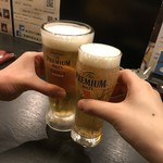 yonjuunanatodoudukennonihonshuseizoroi - 乾杯