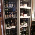 常陸野ブルーイング水戸 - ビール冷蔵庫