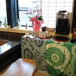 鷹の庄 - セルフ無料で、コーヒーやカプチーノ等がいただけます