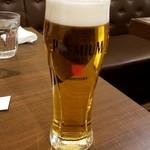 逸品飲茶縁茗 - 生ビール:460円税別