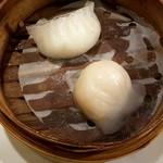 逸品飲茶縁茗 - エビ蒸し餃子