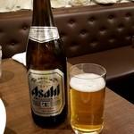 逸品飲茶縁茗 - 瓶ビール:550円税別